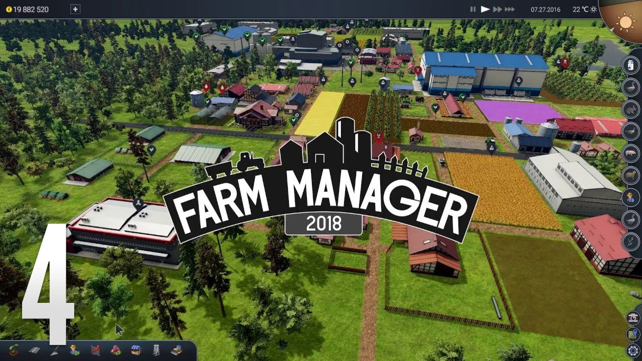 Farm Manager 2018: Making Silage – Part 4 (Let's Play Gameplay Walkthrough)