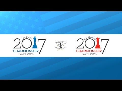 2017 U.S. Chess Championships: Round 1