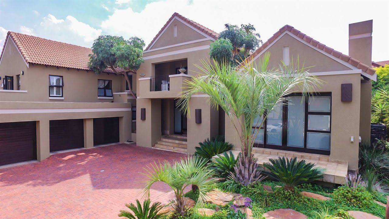 4 Bedroom House For Sale In Gauteng Johannesburg Fourways Sunninghill And Lonehill