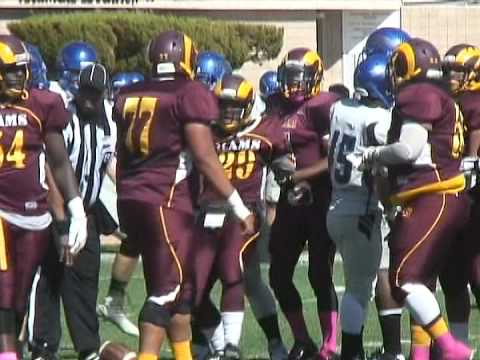 VICTOR VALLEY COLLEGE ALL CONFERENCE FOOTBALL RAMS