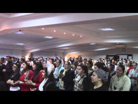 BISERICA APELE VII - FRATELE DANIEL DINESCU 2015