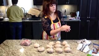 Cooker avec Lisa: La poutine râpée