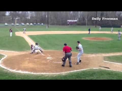 Kingston High School-Pine Bush varsity baseball @dailyfreeman