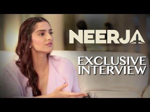 NEERJA Movie : Sonam Kapoor Exclusive Interview