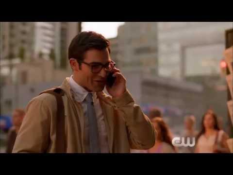 Supergirl season 2 episode 1  First look at Superman Tyler Hoechlin