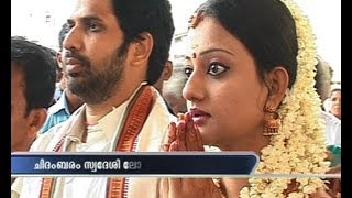 Actress Priyanka Marriage Video