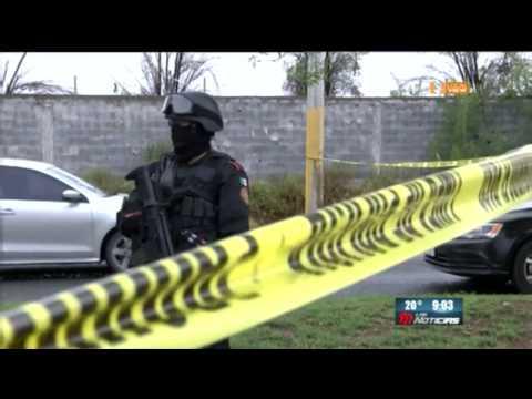 Semana violenta en Nuevo León  Aquí un recuento