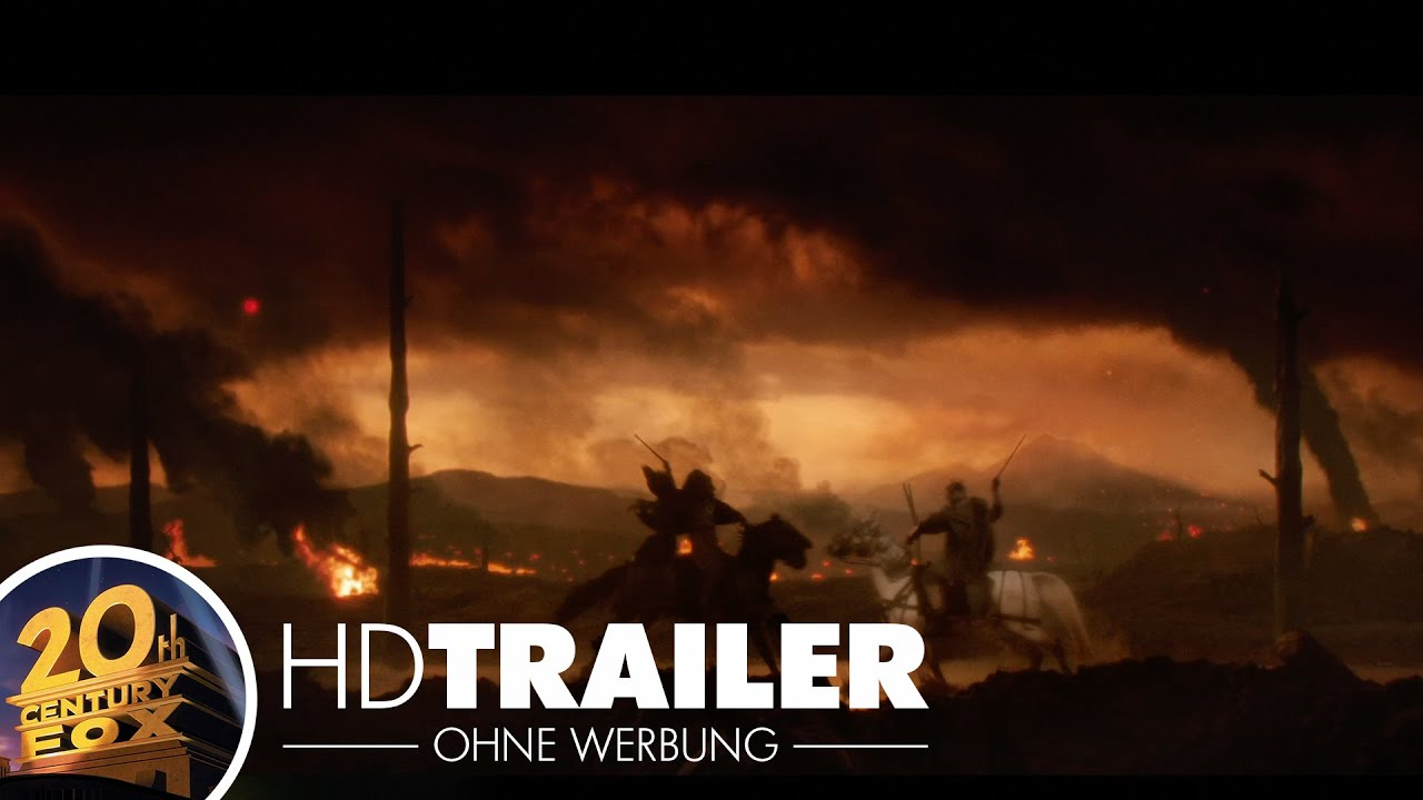 TOLKIEN | Offizieller Trailer 1 | Deutsch HD German (2019)