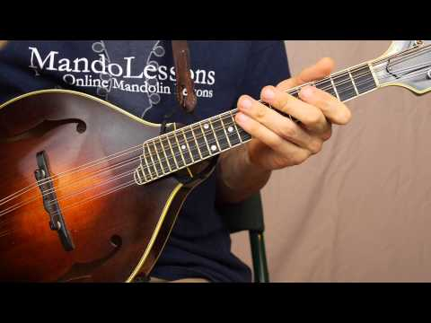 Cold Frosty Morning (With Tabs & Play Along Tracks) - Mandolin Lesson