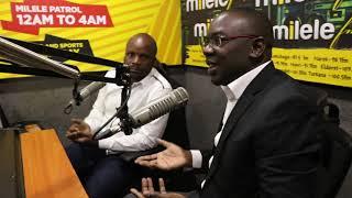 Talks on the Constitutional Referendum in Kenya