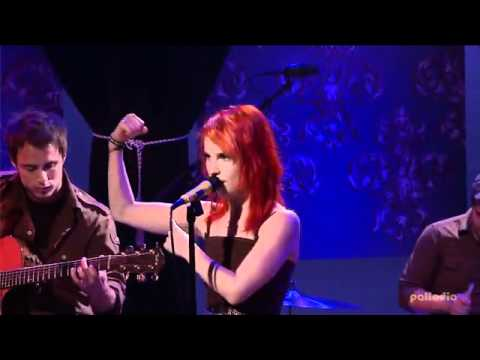 Paramore Unplugged HD