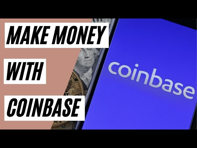 How to MAKE MONEY every day with COINBASE? (Daily Income)