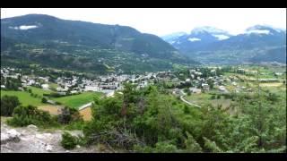 BAROULADE DE GUILLESTRE, Hautes-Alpes