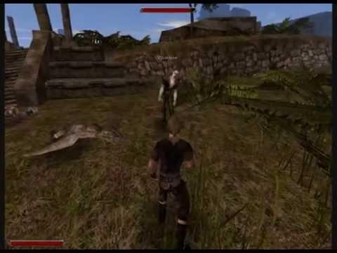 Gothic - Jak Zabić Silne Potwory Na 1 Poziomie