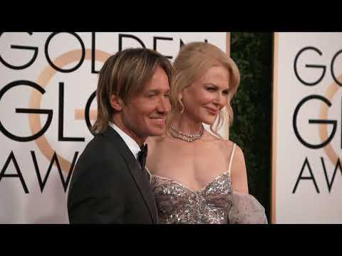 Nicole Kidman and Keith Urban Fashion - Golden...