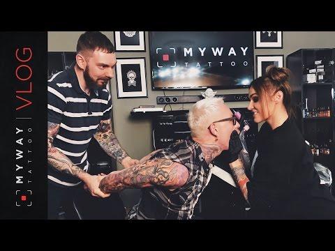 Яркость татуировки (есть субтитры!)