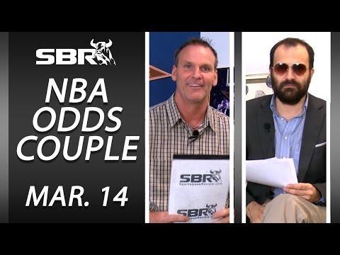 NBA Picks: Odds Couple Betting Tips For Monday - YouTube
