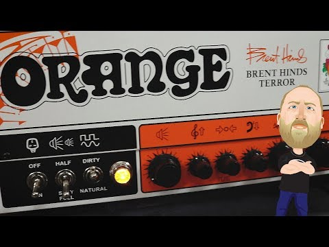Orange Brent Hinds Terror  - Demo