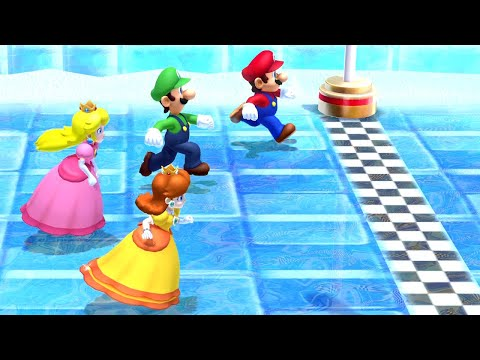 Mario Party 10 - All Minigames (Master Difficulty)