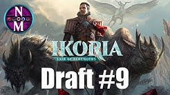 Ikoria: Lair of Behemoths Draft #9 | MTG Arena Premiere Draft