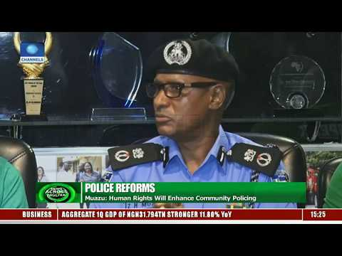 Human Rights Rights Will Enhance Community Policing - Muazu