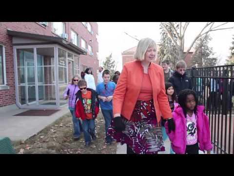 George Stone Elementary's New Playground