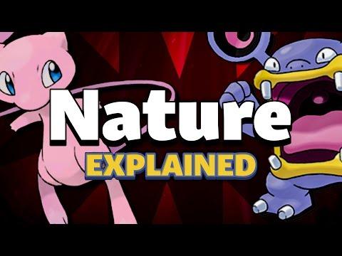 Pokémon Explained - Natures