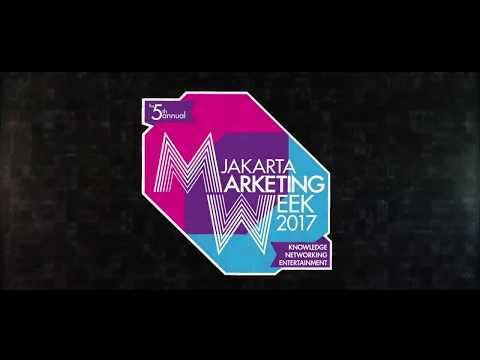 Jakarta Marketing Week 2017