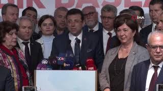 Ekrem İmamoğlu'ndan 'Yeniden Seçim' Yorumu!