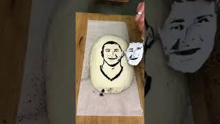 Выпечка хлеба с рисунком Бензема Рецепт в описании shorts