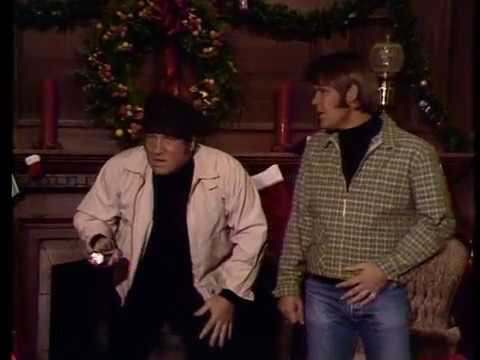 Shecky Greene & Glen - The Glen Campbell Goodtime Hour: Christmas Special (1970) - Comedy Skit