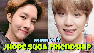 Compilation Friendship Moment of Suga and Jhope BTS [part 2]