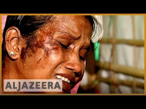 Rohingya crisis through