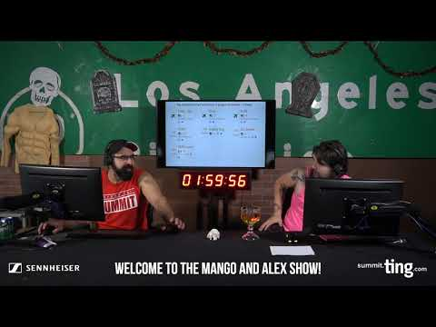 Smash Summit 7 Voting Show with Mang0 and Alex19