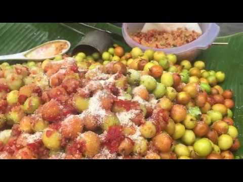Asian Street Food, Market  Art Of Living In My Village, Market Street Food