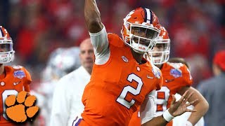 Clemson Names Kelly Bryant As Starting QB