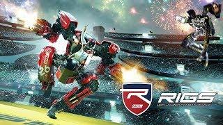 RIGS Mechanized Combat League VR - VR GAMECLUB Хабаровск