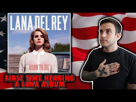 Lana Del Rey - Born To Die Album Reaction
