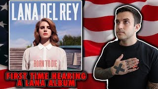 Download Lana Del Rey - Born To Die Album Reaction Mp3 and Videos