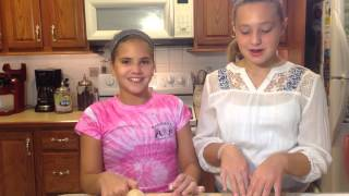 Homemade Cheez Its: Cooking With Kids