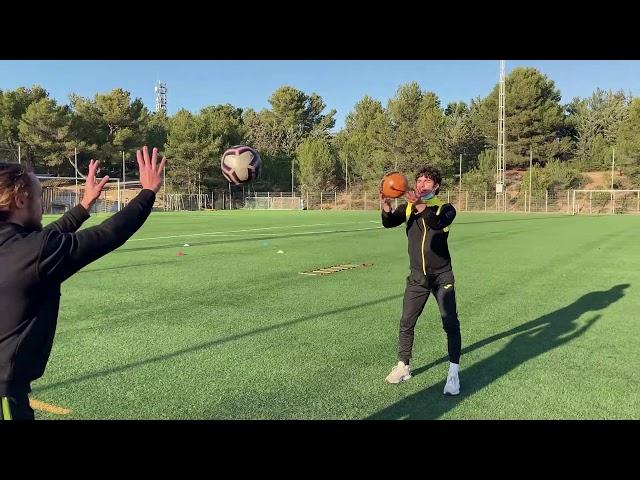 Le foot à la maison - Episode 3