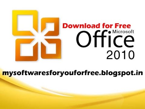 how to download microsoft office 2010 full version for free