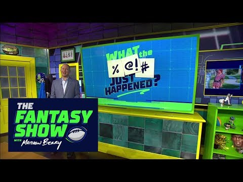 Big name fantasy players have disappointing Week 2 | The Fantasy Show with Matthew Berry | ESPN