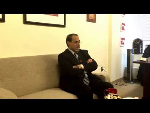 Bahraini Lawyer Mohamed al-Tajer Speaks about Bahrain's Judiciary
