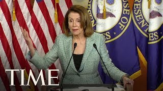 Nancy Pelosi Doesn't Want To Talk About Impeachment, Democrats May Not Be Able To Resist It | TIME