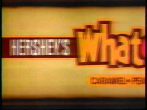 Whatchamacallit Candy Bar commercial 1989