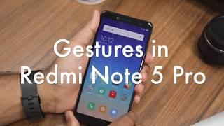 MIUI 9.5 ka update Redmi Note 5 Pro mein introduce karta hai Full S...