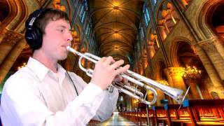 """The Throne Room (from """"Star Wars Episode IV: A New Hope"""") Trumpet Cover"""