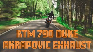 KTM 790 DUKE | AKRAPOVIC Slip-On