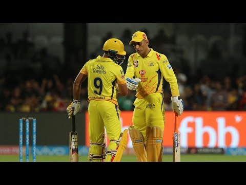 Cricbuzz LIVE: RCB vs CSK Post-match show